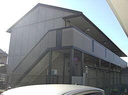 大阪府八尾市南本町5の賃貸アパートの外観