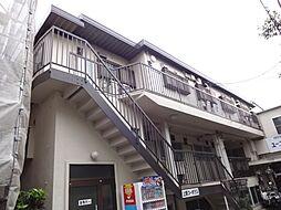 東京都国分寺市日吉町4丁目の賃貸マンションの外観