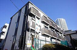 千葉県船橋市南本町の賃貸マンションの外観
