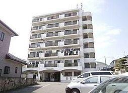 栃木県宇都宮市松原1丁目の賃貸マンションの外観