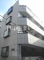 東京都板橋区板橋4の賃貸マンションの外観