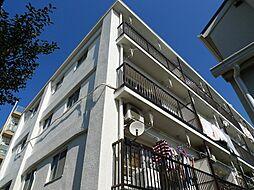 第二陵雲閣マンション[3階]の外観