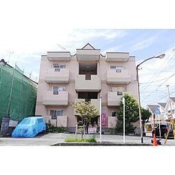 愛知県清須市助七2の賃貸マンションの外観