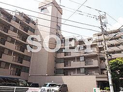 東京都北区赤羽北3丁目の賃貸マンションの外観