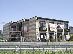 レオパレスCsグランパ[2階]の外観