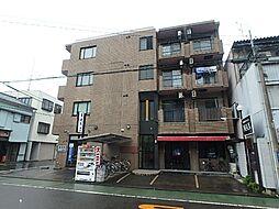 静岡県静岡市葵区音羽町の賃貸マンションの外観