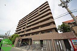 大阪府東大阪市長田西1丁目の賃貸マンションの外観