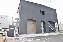 JR日豊本線 国分駅 徒歩17分の賃貸アパート