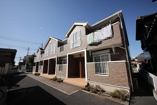 埼玉県鴻巣市氷川町の賃貸アパートの画像
