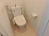 トイレ,1K,面積25.05m2,賃料4.0万円,JR学園都市線 あいの里教育大駅 徒歩16分,JR学園都市線 あいの里公園駅 徒歩19分,北海道札幌市北区あいの里四条5丁目10番15号