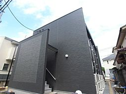 リブリ・西大井[1階]の外観