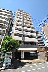 アスリート江坂Ⅱ番館[4階]の外観
