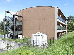 大阪府河内長野市あかしあ台1丁目の賃貸マンションの外観
