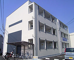 flat福井B棟[301号室]の外観