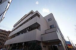 シルキーハイツ[4階]の外観