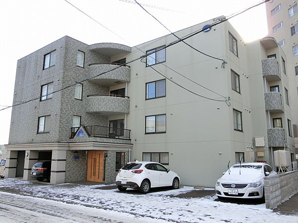 SEIRA南郷丘公園 3階の賃貸【北海道 / 札幌市白石区】