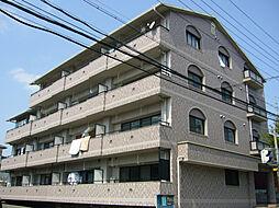 愛知県名古屋市名東区梅森坂西2丁目の賃貸マンションの外観