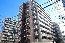 レジュールアッシュ大阪城ノルド[4階]の外観