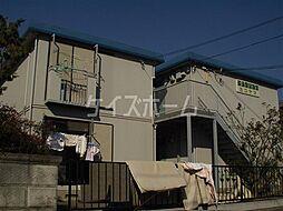 兵庫県神戸市須磨区高倉台1丁目の賃貸アパートの外観