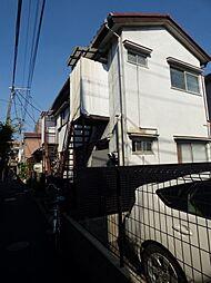 第二高橋荘[2階]の外観