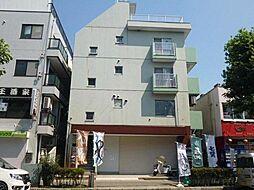 尾崎ビル[4階]の外観