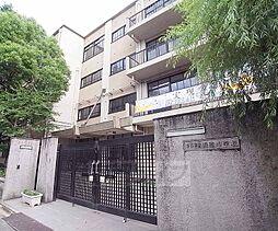 京都府京都市左京区北白川伊織町の賃貸アパートの外観