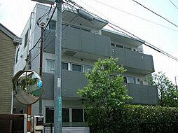 東京都世田谷区若林2丁目の賃貸マンションの外観