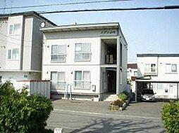 メゾン山崎[2階]の外観