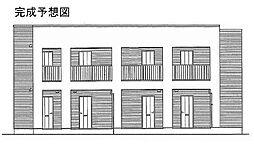 メゾンボヌール日新[2階]の外観