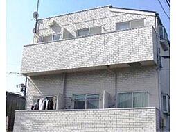 ヒロハイツ[1階]の外観