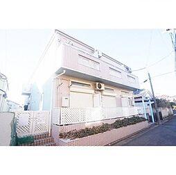 千葉県松戸市小金きよしケ丘5丁目の賃貸アパートの外観