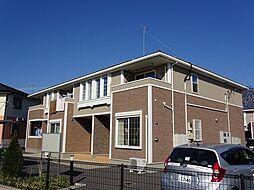 カンタ−ビレ A[2階]の外観