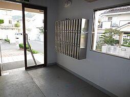 広島県東広島市高屋町宮領の賃貸マンションの外観