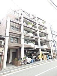 京都府京都市東山区泉涌寺門前町の賃貸マンションの外観