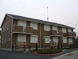 カンパーニュイブキ[1階]の外観