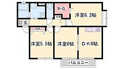 西飾磨駅 6.5万円