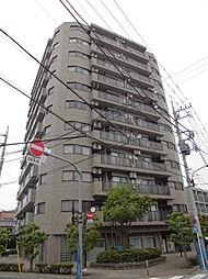ライオンズプラザ青戸[7階]の外観