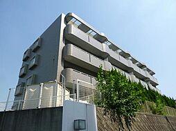 愛知県愛知郡東郷町大字春木字白土の賃貸マンションの外観