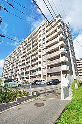 福岡県福岡市博多区金の隈3の賃貸マンションの外観