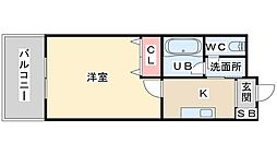 板宿駅 3.8万円