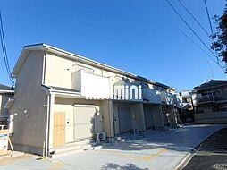 [テラスハウス] 愛知県名古屋市瑞穂区雁道町4丁目 の賃貸【/】の外観