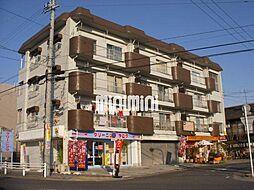 八田ニューハイツ[4階]の外観