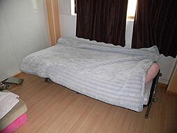 寝室です。