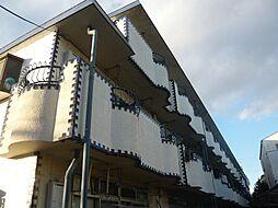 ブルーシャトー武蔵野ひばりが丘[2階]の外観