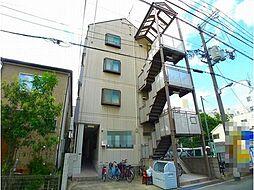 リブコートマキ[2階]の外観