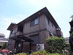 スウィート松本A[2階]の外観
