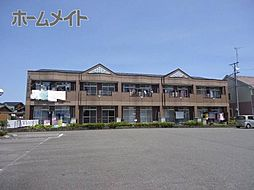 ピュアグランデMIYANISHI[2階]の外観