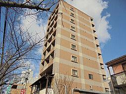 愛媛県松山市三番町1丁目の賃貸マンションの外観
