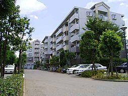 UR千葉ニュータウン プロムナード桜台3番街[1-304号室]の外観