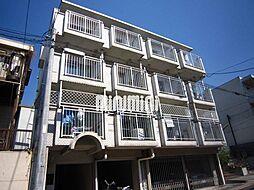 コーポラス太田[4階]の外観